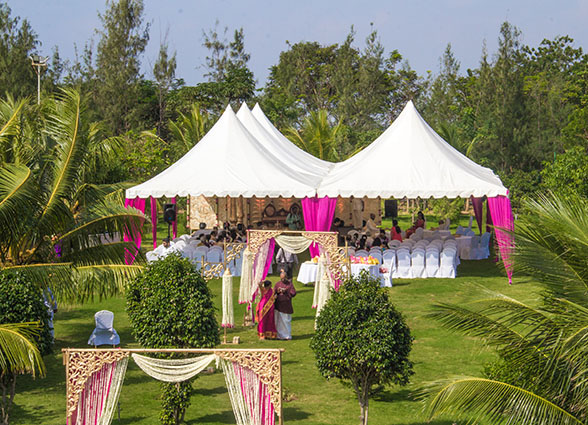 Banquets And Resort In Omr Chennai